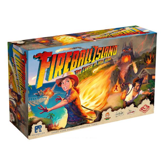 Fireball Island: The Curse of Vul-Kar (20%)(Pre-Order)