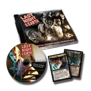 Last Night on Earth: Special Edition Soundtrack