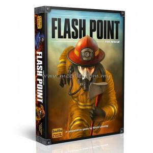 Flash Point: Fire Rescue (2nd Edition)