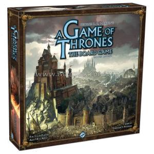 A Game of Thrones: The Board Game (2nd Edition)