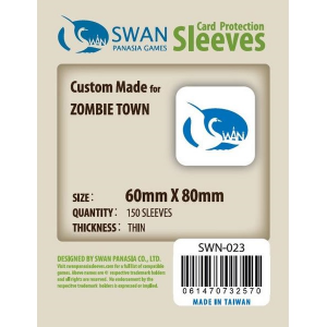 Sleeves 60mm x 80mm (thin)