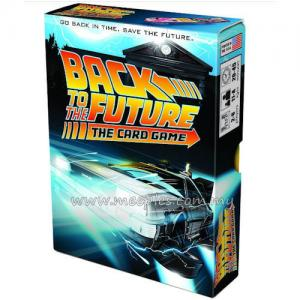 Back to the Future: The Card Game