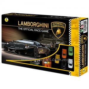 Lamborghini: The Official Race Game