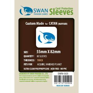 Sleeves 55mm x 82mm (thick)
