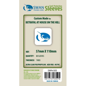 Sleeves 57mm x 110mm (thick)