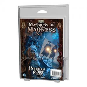 Mansions of Madness (First Edition): House of Fears