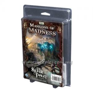 Mansions of Madness (First Edition): The Silver Tablet