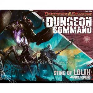 Dungeon Command: Sting of Lolth