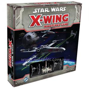 Star Wars: X-Wing Miniatures Game (Core Set)