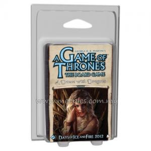 A Game of Thrones: The Board Game - A Dance with Dragons