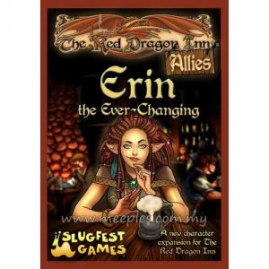 The Red Dragon Inn: Allies - Erin