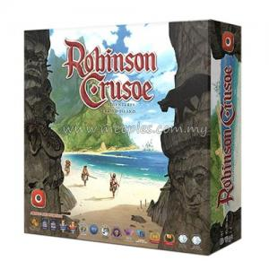 Robinson Crusoe: Adventure on the Cursed Island (2nd Edition)