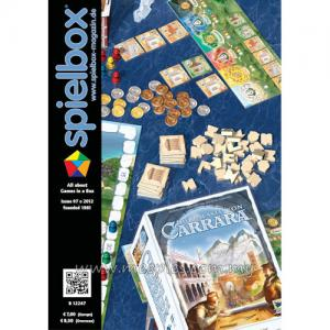 SPIELBOX® MAGAZINE: Issue 7/2012