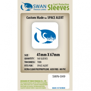 Sleeves 41mm x 67mm (thin)