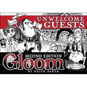 Gloom: Unwelcome Guests (Second Edition)