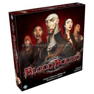 Blood Bound (Revised Edition)