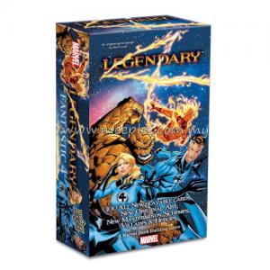 Legendary: The Fantastic Four