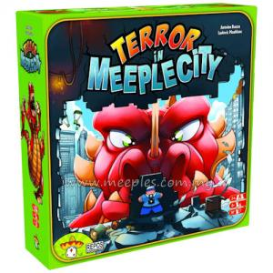 Terror in Meeple City (formerly known as Rampage)