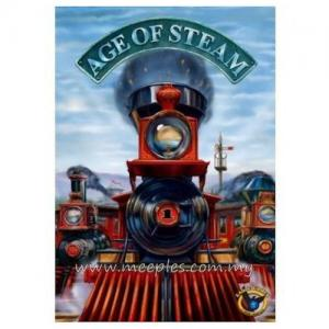 Age of Steam (3rd Edition)