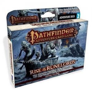 Pathfinder Adventure Card Game: Rise of the Runelords - The Skinsaw Murders