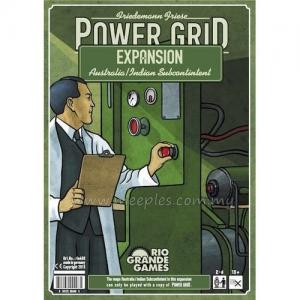 Power Grid: Australia & Indian Subcontinent