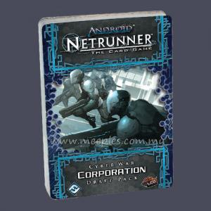 Android: Netrunner - Cyber War Corporation Draft Pack