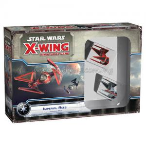 Star Wars: X-Wing Miniatures Game - Imperial Aces