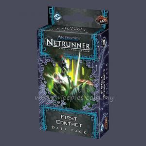 Android: Netrunner - First Contact