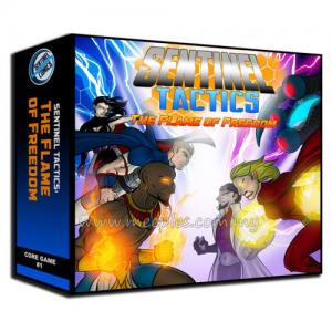 Sentinel Tactics: The Flame of Freedom