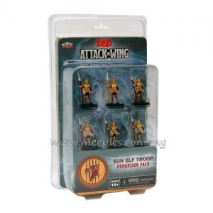 Dungeons & Dragons: Attack Wing - Sun Elf Troop