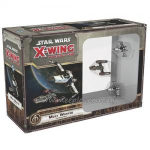 Star Wars: X-Wing Miniatures Game - Most Wanted