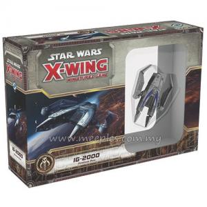Star Wars: X-Wing Miniatures Game - IG-2000