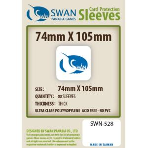 Sleeves 74mm x 105mm (thick)