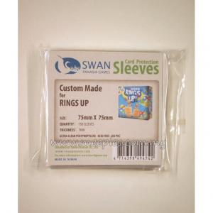 Sleeves 75mm x 75mm (thin)