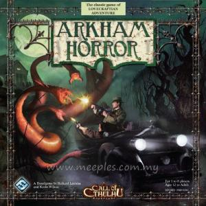 Arkham Horror (Second Edition)