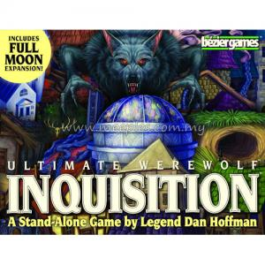 Ultimate Werewolf: Inquisition (2015 Edition)