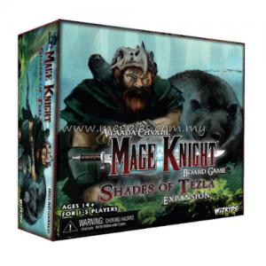 Mage Knight Board Game: Shades of Tezla