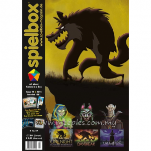 SPIELBOX® MAGAZINE: Issue 5/2015