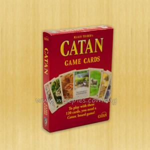 Catan Game Cards (5th Edition)