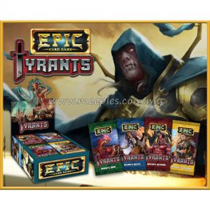 Epic Card Game: Tyrants