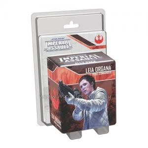 Star Wars: Imperial Assault - Leia Organa Ally Pack