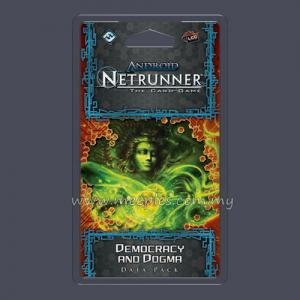 Android: Netrunner - Democracy and Dogma