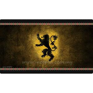 HBO Game of Thrones Playmat: House Lannister