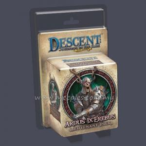 Descent: Journeys in the Dark (Second Edition) - Ardus Ix'Erebus Lieutenant Pack