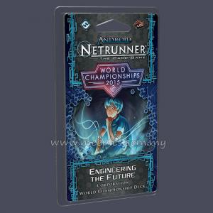 Android: Netrunner - 2015 World Champion Corp Deck
