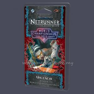Android: Netrunner - 2015 World Champion Runner Deck
