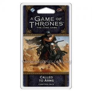 A Game of Thrones: The Card Game (Second Edition) - Called to Arms