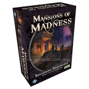 Mansions of Madness (Second Edition) - Recurring Nightmares