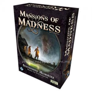Mansions of Madness (Second Edition) - Suppressed Memories