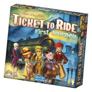 Ticket to Ride: First JourneyTicket to Ride: First Journey (USA)